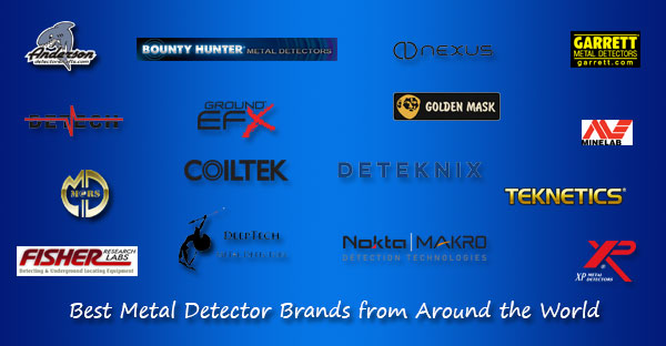 Best Metal Detector Brands featured image