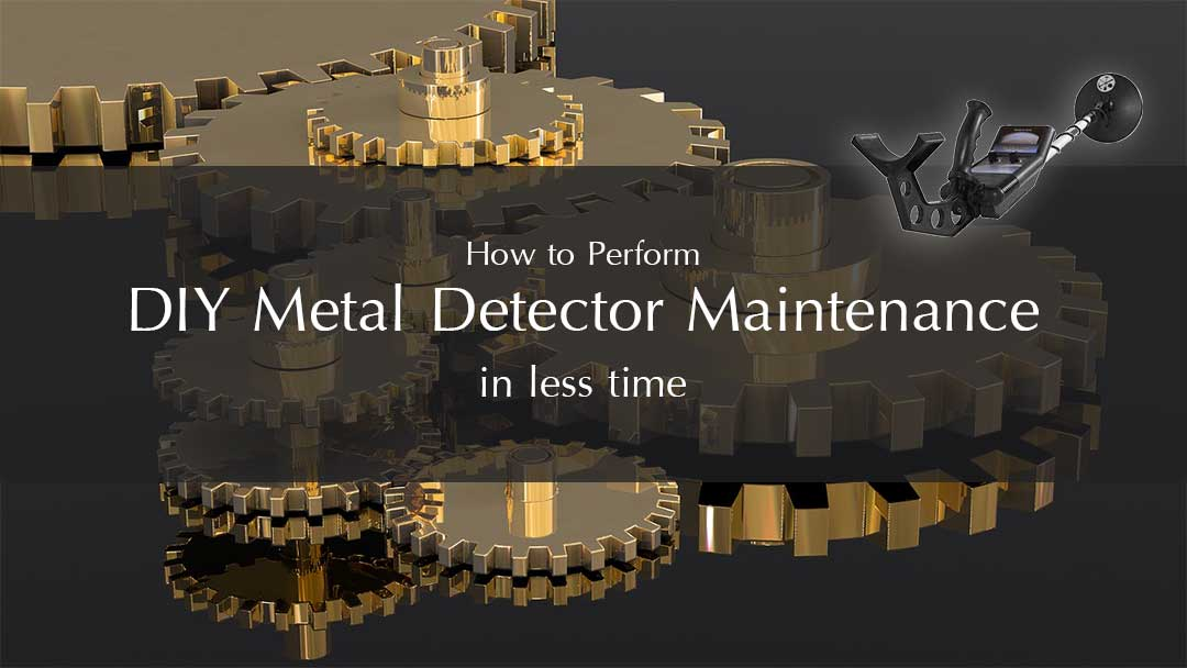 metal detector maintenance featured image