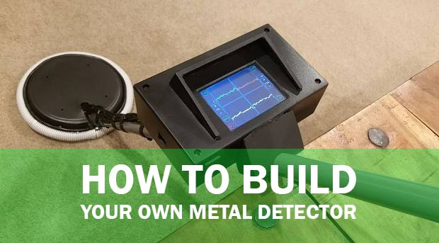 Build Your Own Metal Detector