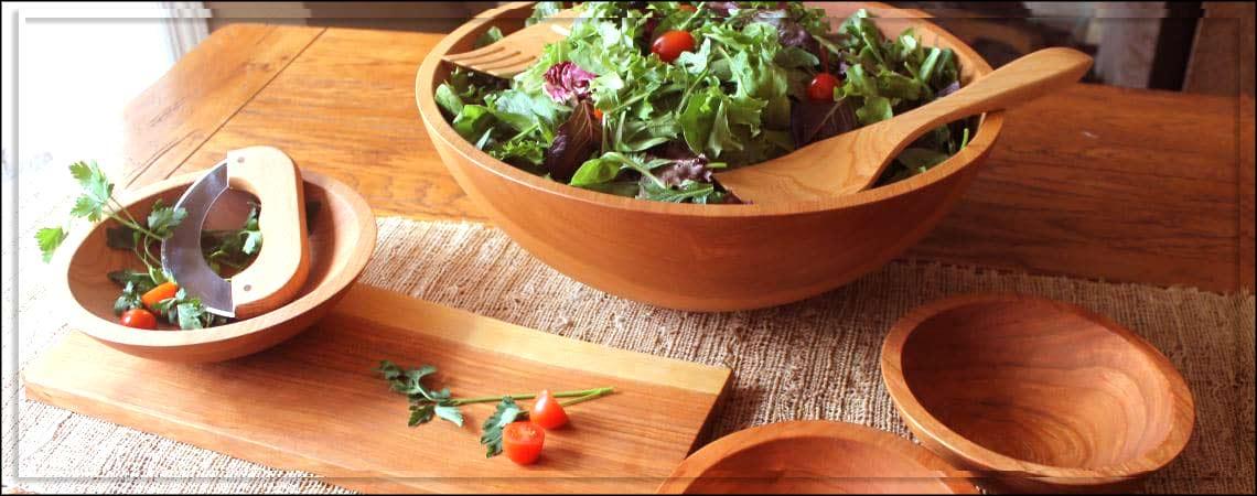 Best Wood Salad Bowls