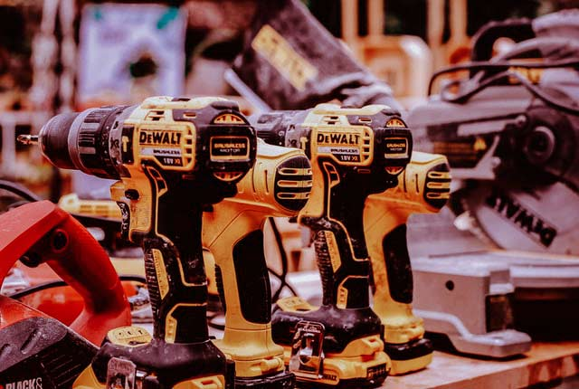 different type of power tools
