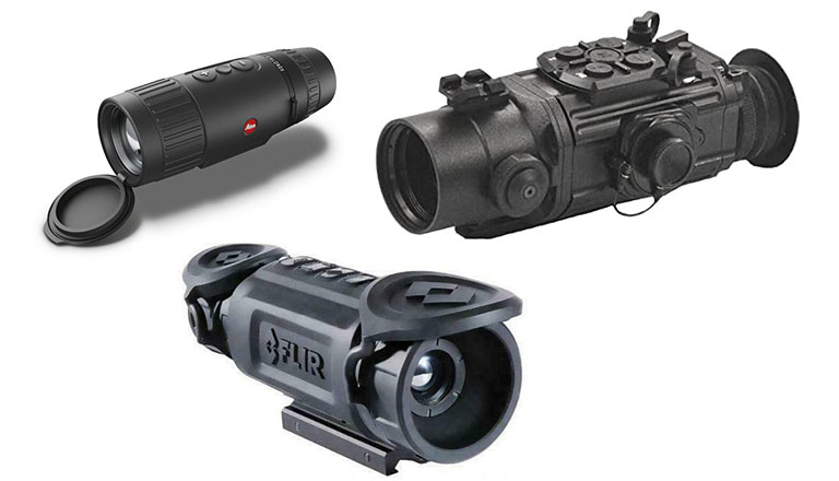 Infrared vs Thermal Night Vision
