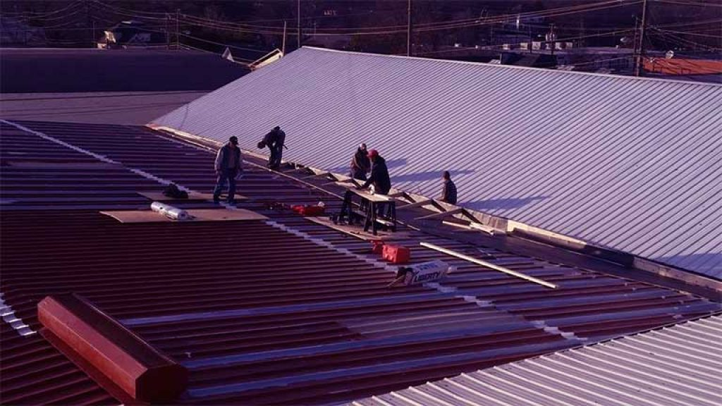 Built-up Roofing Membrane