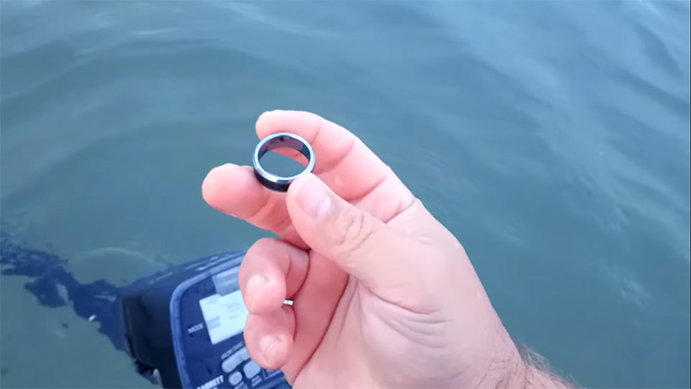can you find tungsten with a metal detector
