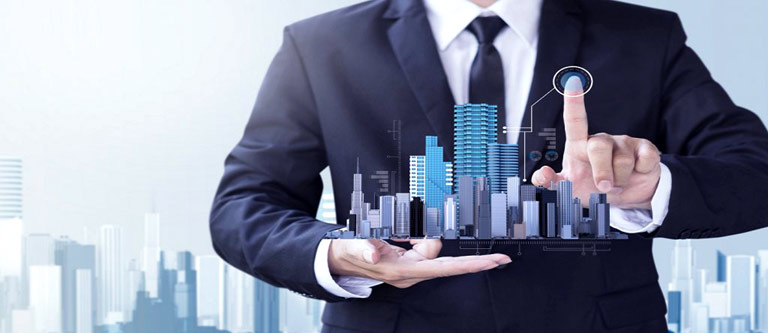 investing in commercial real estate properties