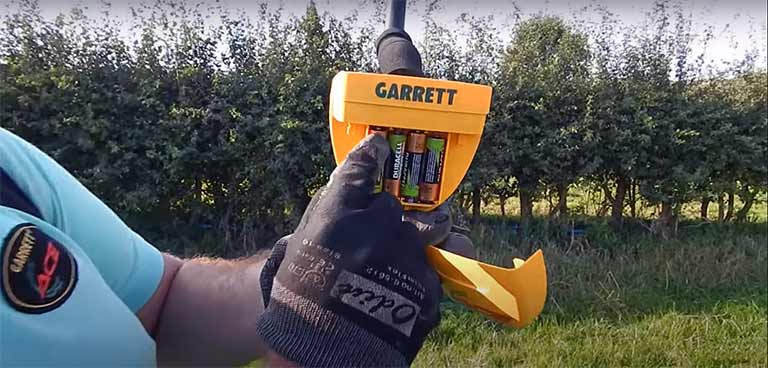 best batteries for metal detectors